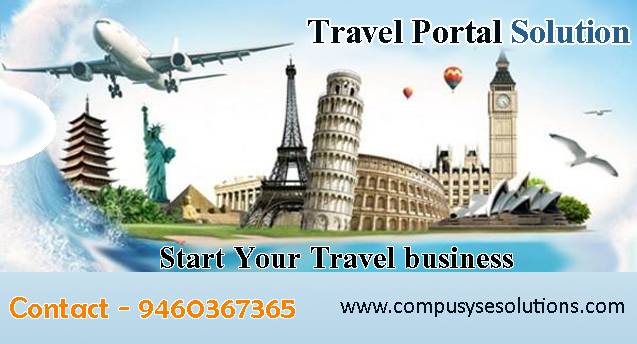 Tours and Travel Portal Development for Travel Agents, Tour Operators India – Compusys e Solutions