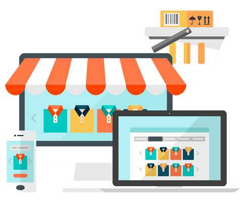 ecommerce website development company in delhi