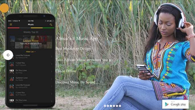 Audio Africa