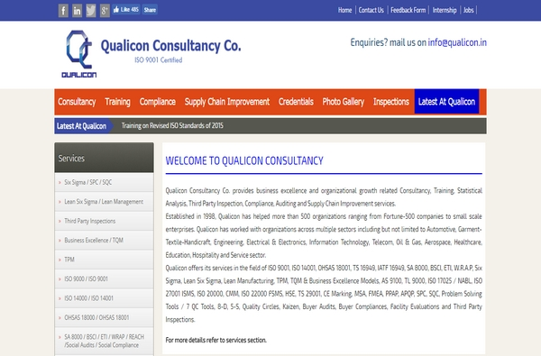 Qualicon Consultancy