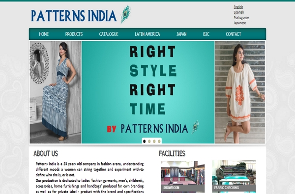Patterns India