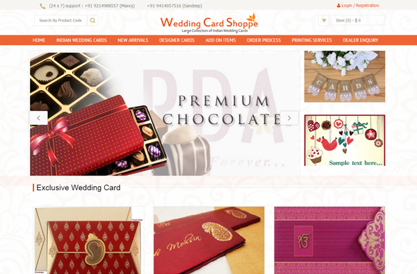 Wedding Card Shoppe