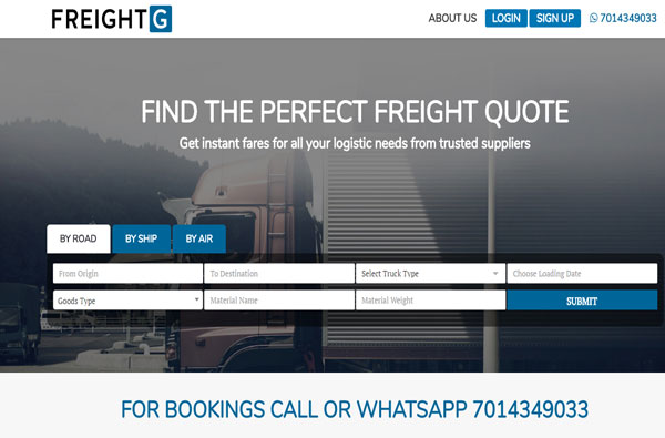 Freight G
