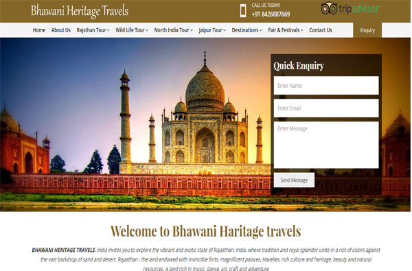 Bhawani Haritage Travels