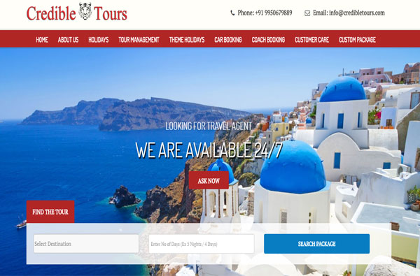 Credible Tours