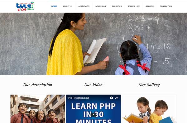 Tulsi Kids School