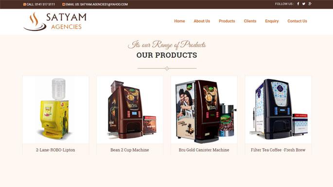 satyam product