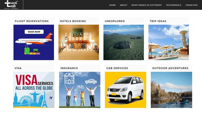 TravelCafe India