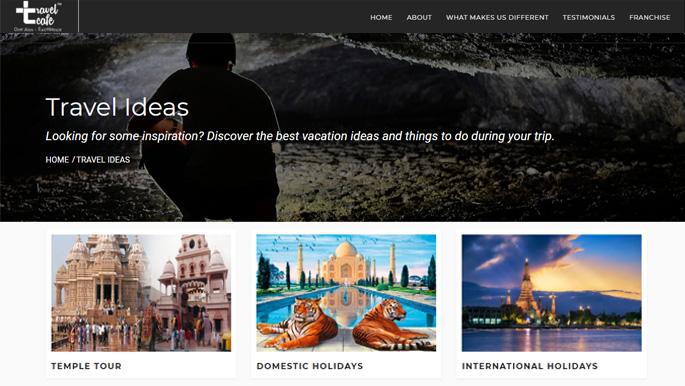 Travel Cafe India